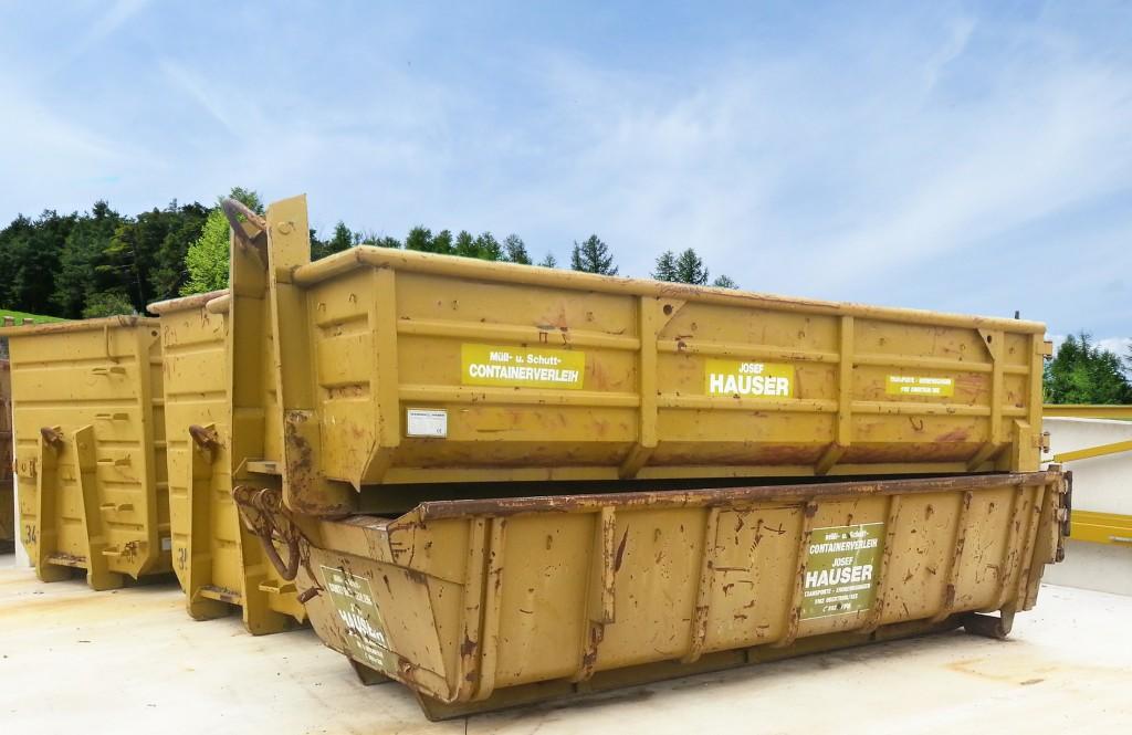 Containerverleih_josef_hauser Container für Bauschutt
