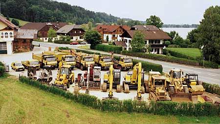 Firma HAuser alter Standort Seestraße 11